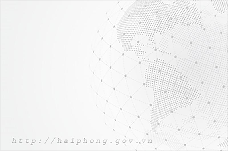 Truy cập Email : @haiphong.gov.vn