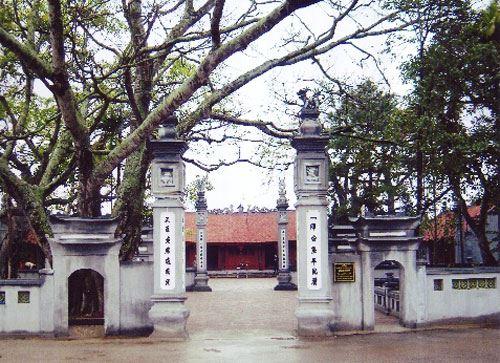 Tu Luong Xam temple