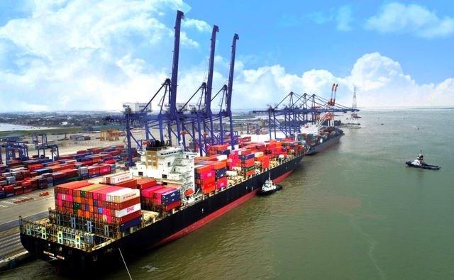 Hải Phòng có 49 Bến cảng thuộc hệ thống các cảng biển Việt Nam